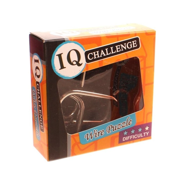 Breinbreker Iq Challange 7,5 X 7,5 Cm B - 1