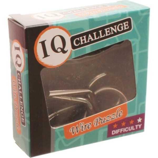 Breinbreker Iq Challange 7,5 X 7,5 Cm A - 1