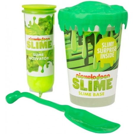 Nickelodeon SLIME 'Make Your Own' With Slimy Surprise Groen - 1