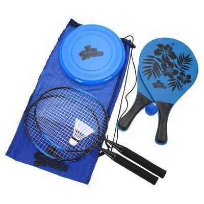 Buitenspeelset Sport Blauw - 1