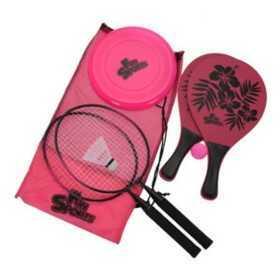 Buitenspeelset Sport Roze