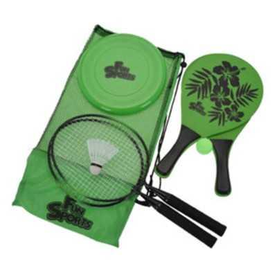 Buitenspeelset Sport Groen - 1
