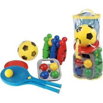 Vakantie Spellentas 5 In 1- Camping speelgoed - 1