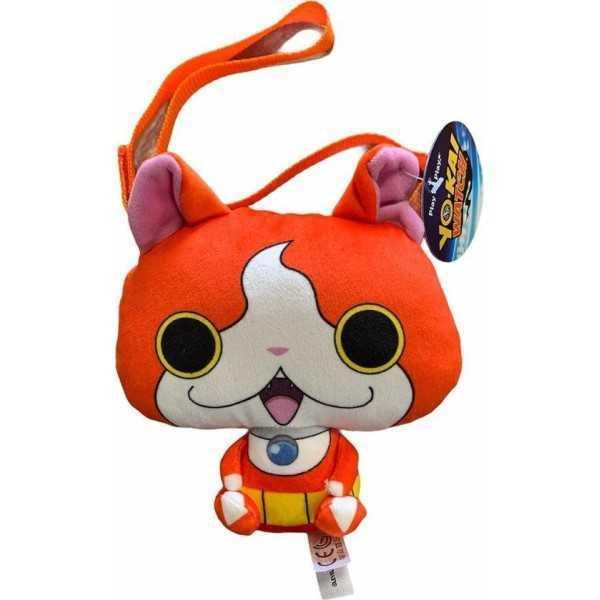 Yo-Kai Watch tasjes Jibanyan - 17 cm - Rood - 1