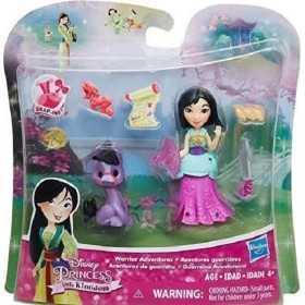 Hasbro Mulan set