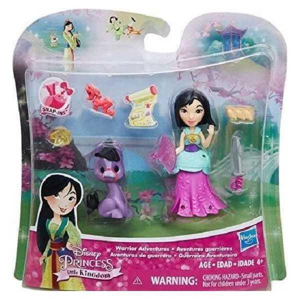 Hasbro Mulan set - 1