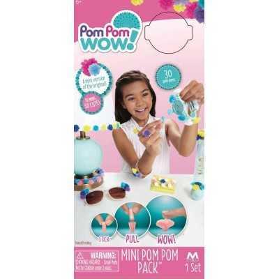 Mini Pom Pom Pack - knutselen voor kinderen - 1