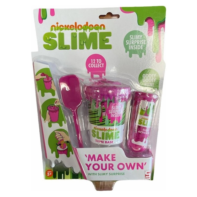 Nickelodeon SLIME 'Make Your Own' With Slimy Surprise Roze - 1
