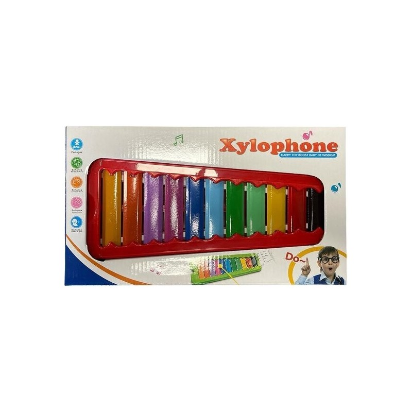 Xylofoon - Speelgoed - metaal - 3
