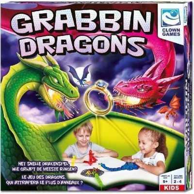 Clown Grabbing Dragons / NL /FR - 1