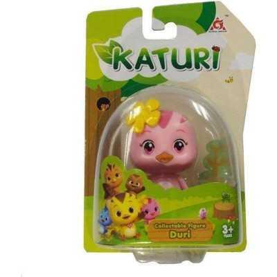Katuri verzamel speelfiguur - kuiken Duri - 1