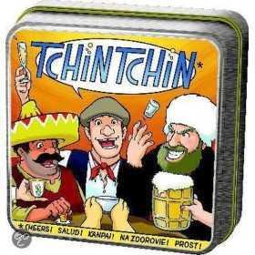 Tchin tchin - Kaartspel