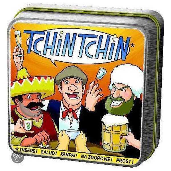 Tchin tchin - Kaartspel - 1
