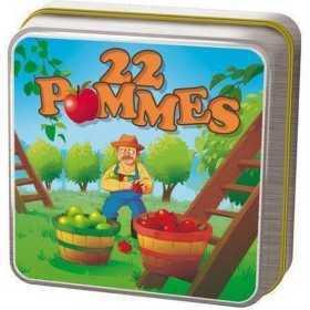 22 Appels - Kaartspel