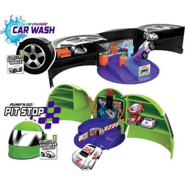 Micro Wheels Playsets assorti - 1