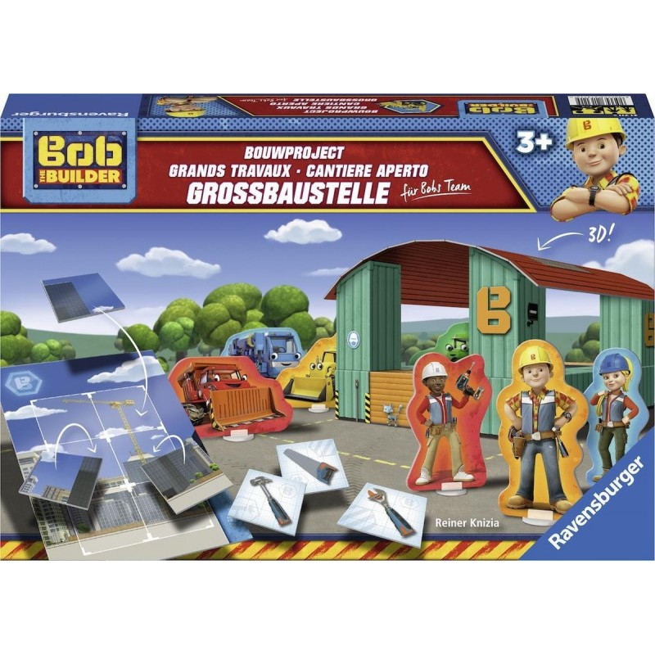 Bob de Bouwer - the Builder Bouwproject - 1