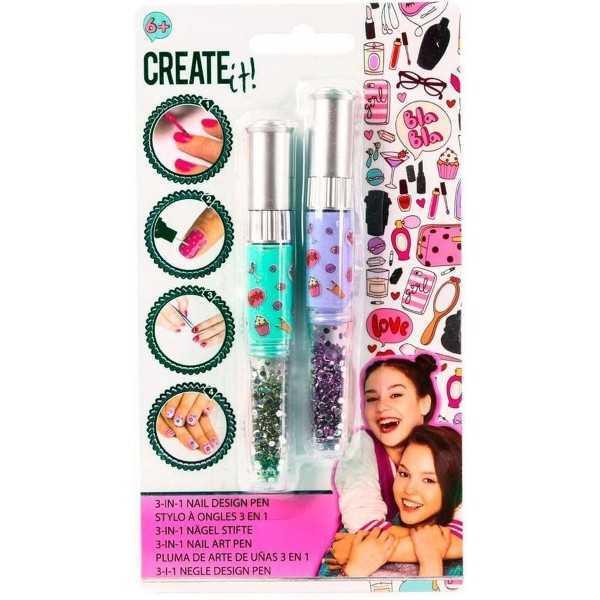 Create It! Nail Art Pen - 1