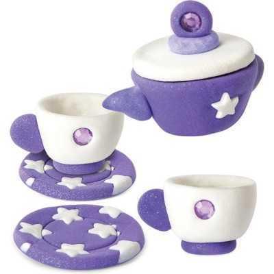 Twinkle Clay Tiny Tea Set - 2