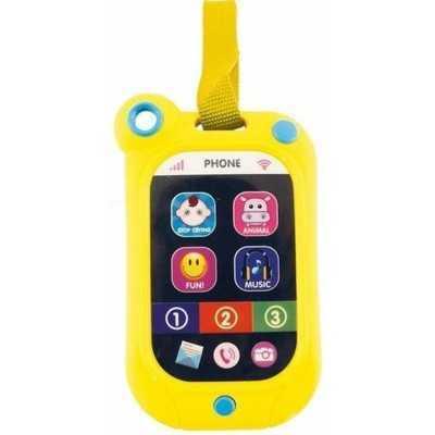 Bieco Baby Smart Phone licht + geluid (zonder batterijen) - 1