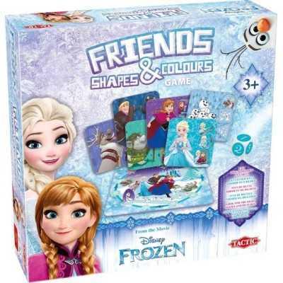 Frozen Friends Shapes & Colours - 1