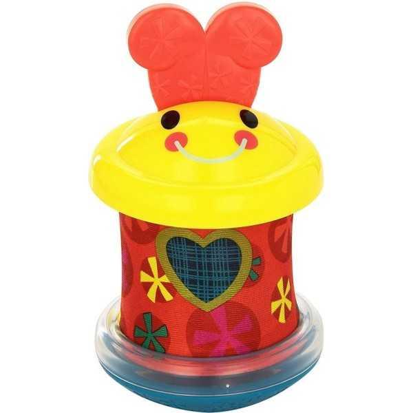 Playskool Wiebel Konijn-Kat of Lieveheersbeestje voor Babys vanaf 3 Maanden - 5