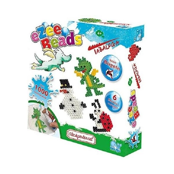 Ezee Beads Tabaluga set met 1000 waterparels - 1