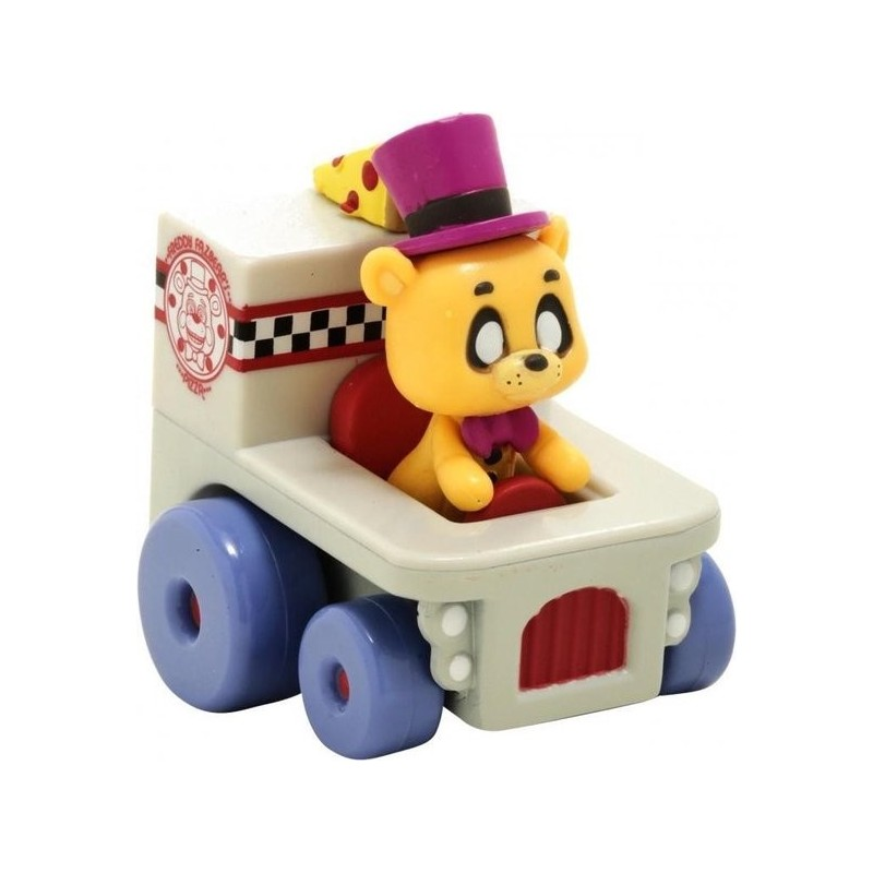 Super Racers Figure Five Nights At Freddy S Golden Freddy - 1