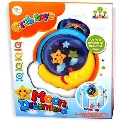 Baby Muziekdoos Dreamland Moon - 1