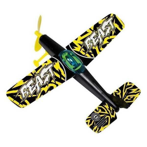 Vrije Vlucht Vliegtuig Günther Flugspiele Beast 1607 - 1