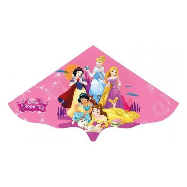 Eenlijnskindervlieger Disney Prinsessen 155 Cm Roze - 1