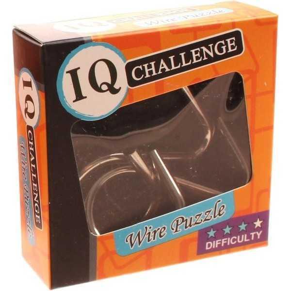 Breinbreker Iq Challange 7,5 X 7,5 Cm E - 1